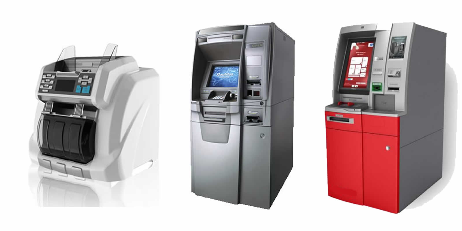 Sales, Leasing and Services - Financial Machines